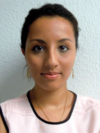 Rahmouna Bellouati Conseillère municipale