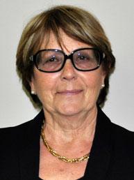 Mireille Lourdou 2e adjointe - finances, personnel communal, état civil, réglementation publique, CCID Conseillère communautaire