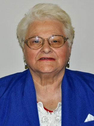 Jeanne Oulié Conseillère déléguée - cérémonies patriotiques, commémorations officielles, associations d'anciens combattants