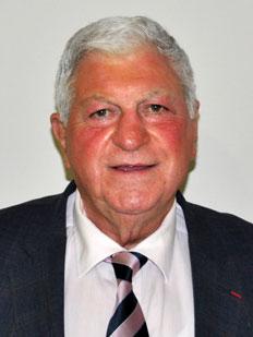 Yves Piétrasanta 1er adjoint - administration générale, développement durable, relations internationales Président de la CCNBT