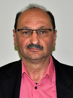 Daniel Rodriguez 5e adjoint - urbanisme, travaux, affaires foncières, cimetière