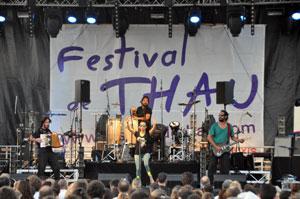 Festival de Thau 2014 Mèze, du 17 au 19 juillet