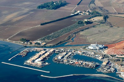 Le Mourre Blanc, plus grand port conchylicole de Méditerranée