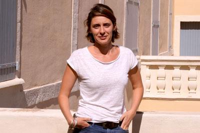 Aurélie Pothon, nouvelle directrice du service culture et événementiel de la Ville de Mèze