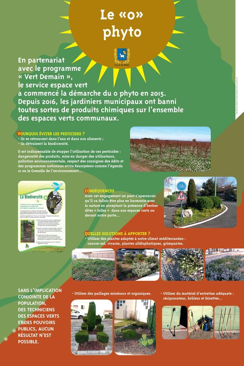 Le service des espaces verts ville de m ze for Les espaces verts pdf