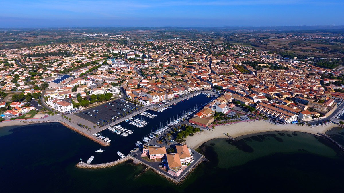 La Plagette et le port principal